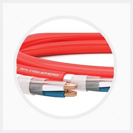 Silikon ve Kauçuk Kablolar
