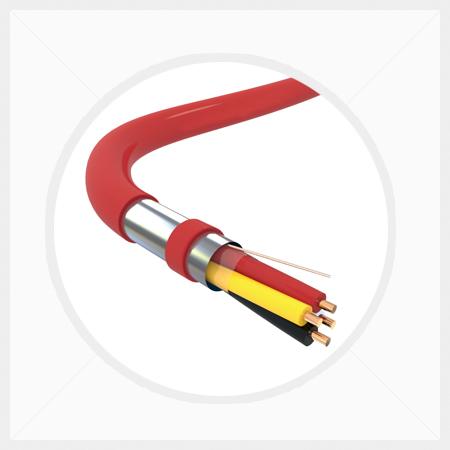 Yangın alarm sistem kabloları